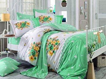 Lenjerie de pat, Hobby, 113HBY2346, Multicolor de la Hobby