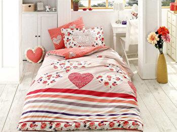 Lenjerie de pat, Hobby, 113HBY2351, Multicolor de la Hobby