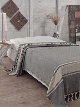 Cuvertura de pat 200×240 cm, Eponj Home, 143EPJ9004, Multicolor de la Eponj Home