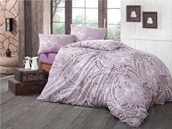 Lenjerie de pat, Victoria, 121VCT2462, Multicolor de la Victoria