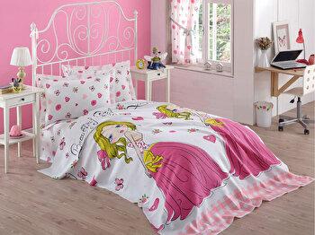 Lenjerie de pat, Eponj Home, 143EPJ5378, Multicolor de la Eponj Home