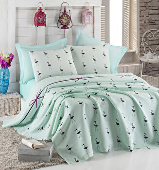 Lenjerie de pat, Eponj Home, 143EPJ5512, Multicolor de la Eponj Home