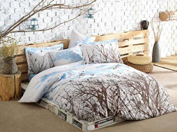 Lenjerie de pat, Eponj Home, 143EPJ1567, Multicolor