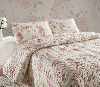 Lenjerie de pat, Eponj Home, 143EPJ9158, Multicolor