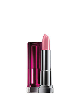 Ruj satinat Maybelline New York Color Sensational 132 Sweet Pink, 5 ml de la Maybelline