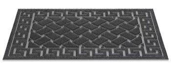 Covoras Intrare Decorino S12-043303, Negru, 40×60 cm de la Decorino