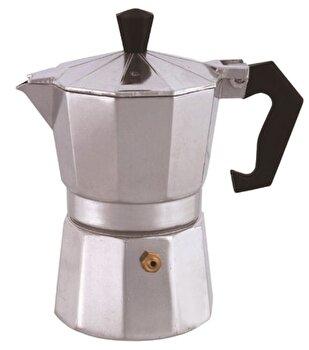 Cafetiera Aluminiu, Domotti, 32701, Argintiu