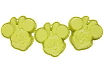Forme Disney Minnie, 3 bucati, 68221, Verde de la Disney