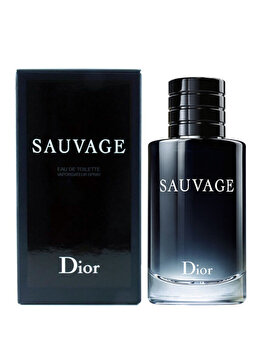 Apa de toaleta Christian Dior Sauvage, 200 ml, pentru barbati de la Christian Dior