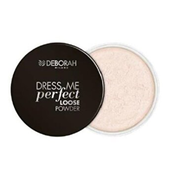 Pudra pulbere Dress Me Perfect, nuanta 0 - Universal, 25 g