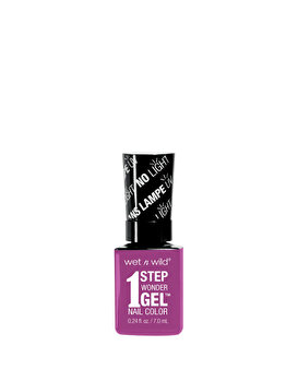 Lac de unghii 1 Step Wonder Gel, Bye Feluschia, 7 ml de la Wet n Wild