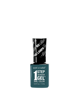 Lac de unghii 1 Step Wonder Gel, Un-Teal Next Time, 7 ml de la Wet n Wild