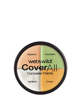 Paleta de corectoare CoverAll, 6.5 g de la Wet n Wild
