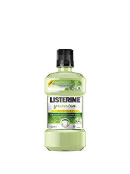 Apa de gura green Tea, 500 ml de la Listerine