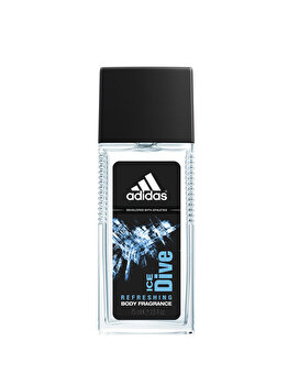 Deospray natural Adidas Ice Dive, 75 ml, pentru barbati de la Adidas