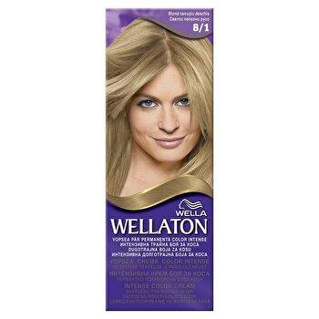 Vopsea par Wellaton 81 Blond cenusiu deschis de la Wellaton
