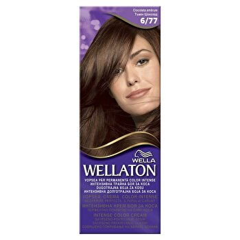 Vopsea par Wellaton 677 Ciocolata amaruie de la Wellaton