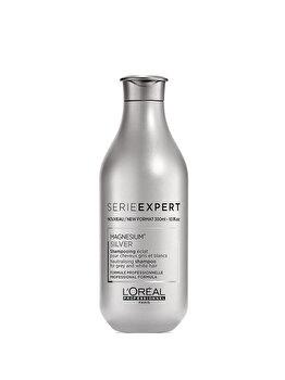 Sampon profesional cu reflexe violet L'Oréal Professionnel Serie Expert Silver, 300ml de la L'Oréal Professionnel