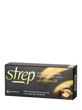 Crema depilatoare Strep cu argan pentru corp, 100 ml de la Strep