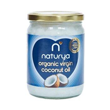 Ulei de Nuca de Cocos Virgin Ecologic/BIO – 500 ml de la Naturya