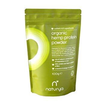Pulbere Proteine de Canepa Ecologic/BIO – 100 g de la Naturya