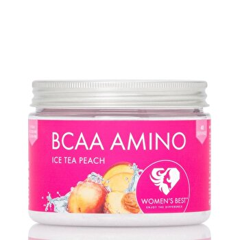 BCAA Amino – Ice Tea Peach 200g de la WOMEN'S BEST