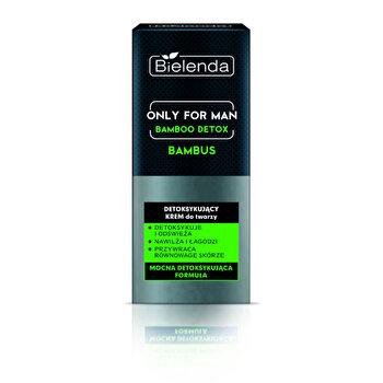 Crema de fata detoxifianta si reconfortanta Bamboo Detox, 50 ml