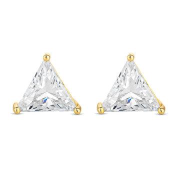 Cercei Diamond Style PRISMEARRGOLD de la Diamond Style