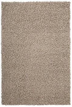 Covor Decorino Shaggy C03-251005, Maro, 120×170 cm de la Decorino
