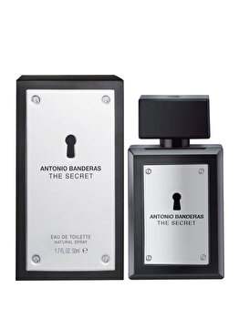 Apa de toaleta Antonio Banderas The Secret, 50 ml, pentru barbati de la Antonio Banderas