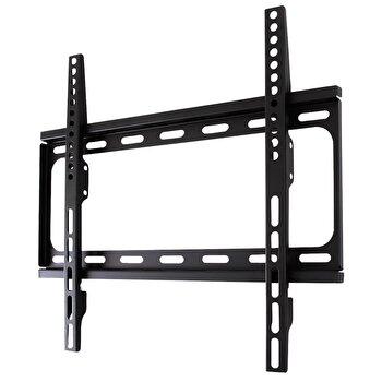 Suport TV fix 1* Hama, 118668, 165 cm, negru de la Hama
