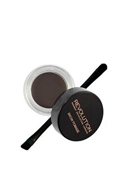 Kit pentru sprancene, nuanta Ebony, 2.5 g de la Makeup Revolution London