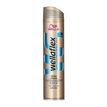 Fixativ Wellaflex extra strong hold, 250 ml de la Wellaflex