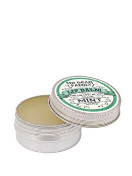 Balsam petru buze cu menta, 15 ml