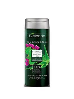 Apa florala tonifianta Bielenda, Botanic Spa Rituals, cu extract de Opuntia Indian si Aloe, 200 ml de la Bielenda