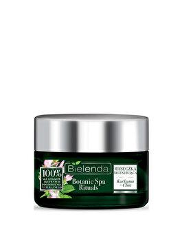 Masca regeneranta pentru fata Bielenda, Botanic Spa Rituals, cu turmeric si chia, 50 ml de la Bielenda