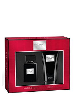 Set cadou Lady Gaga Eau de Gaga 001 (Apa de parfum 50 ml + Gel de dus 75 ml), pentru femei de la Lady Gaga