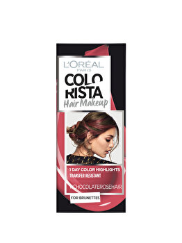 Gel colorant pentru par L'Oreal Paris Colorista Hair Makeup, Chocolate Rose, 30 ml de la L Oreal Paris