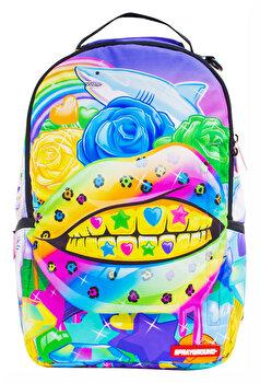 Rucsac Sprayground, Rainbow Life, Multicolor + Sticker Cadou de la Sprayground