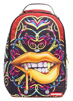 Rucsac Sprayground, Boujee Grillz , Multicolor + Sticker Cadou de la Sprayground