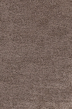 Covor Decorino Shaggy C08-201209, Gri, 80×250 cm de la Decorino