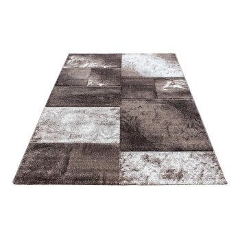 Covor Decorino Patchwork C04-200957, Bej, 80×150 cm de la Decorino