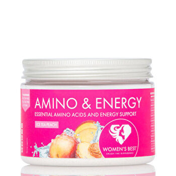 Amino & Energy – Ice Tea Peach 270 g de la WOMEN'S BEST