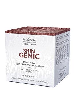 Crema de zi anti-imbatranire celulara, Skin Genic, 50 ml de la Farmona