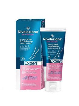 Crema pentru picioare activa S.O.S, Nivelazione Skin Therapy – Dermocosmetic, 75 ml de la Farmona