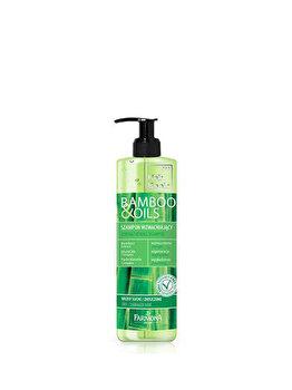 Sampon fortifiant pentru par uscat si deteriorat, Bamboo & Oils, 400 ml de la Farmona