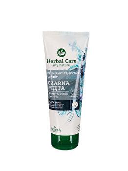 Crema pentru picioare hidratanta 3 in 1 cu extract de menta neagra, 100 ml de la Farmona