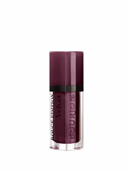 Ruj lichid de buze Bourjois Rouge Edition Velvet 25 Berry Chic, 25 Berry Chic, 7.7 ml de la Bourjois