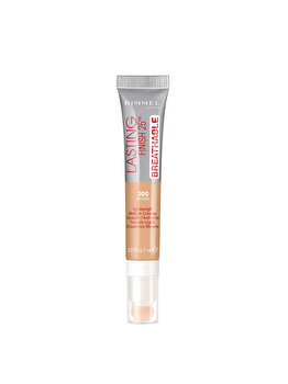 Anticearcan Lasting Finish Breathable Rimmel London 300 Medium, 7 ml