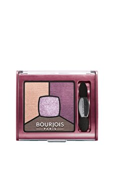 Fard de pleoape Bourjois Smoky Stories 15 Pretty Plum, 15 Pretty Plum, 3.2 g de la Bourjois